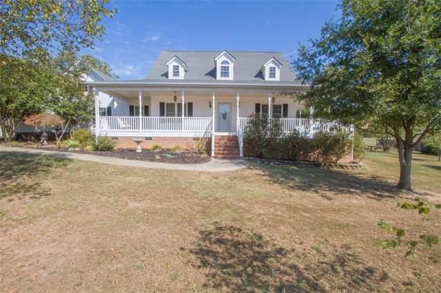 233 Sandy Shores Circle, Townville, SC 29689 (MLS #20218723) :: Les Walden Real Estate