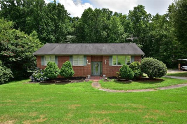 1004 Fairfield Drive, Seneca, SC 29678 (MLS #20219053) :: Tri-County Properties