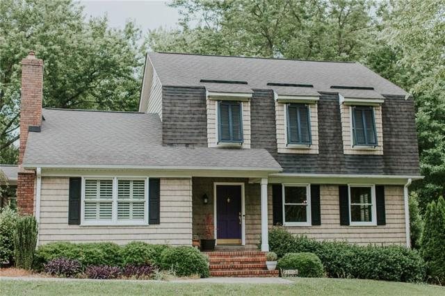 1303 Kimberly Road, Anderson, SC 29621 (MLS #20219228) :: Les Walden Real Estate