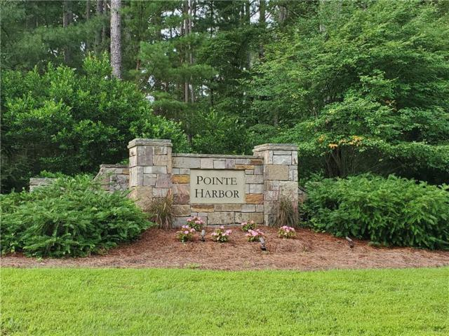 Lot 69 Pointe West Drive, Seneca, SC 29672 (#20219368) :: Connie Rice and Partners