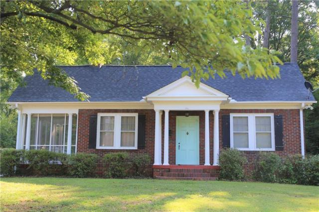 516 Evans Street, Anderson, SC 29621 (MLS #20219599) :: Les Walden Real Estate