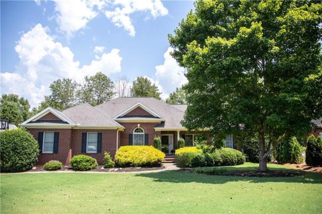 118 Knollwood Drive, Clemson, SC 29631 (MLS #20219603) :: Les Walden Real Estate
