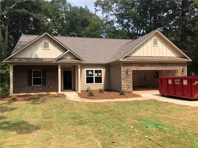 309 Augusta Road, Clemson, SC 29631 (MLS #20219704) :: Les Walden Real Estate