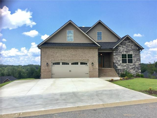 1031 Tuscany Drive Drive, Anderson, SC 29621 (MLS #20219857) :: Les Walden Real Estate