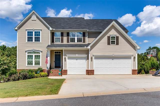 3 Grace Court, Easley, SC 29642 (MLS #20220616) :: Tri-County Properties at KW Lake Region