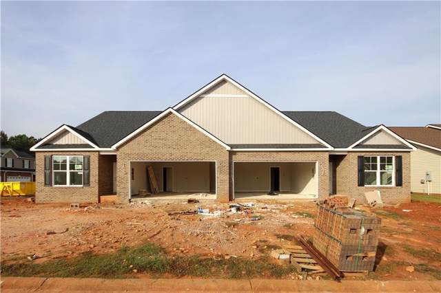 101 B Tupelo Lane, Easley, SC 29642 (MLS #20220725) :: Tri-County Properties at KW Lake Region