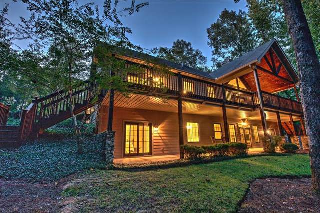 106 Youngdeer Trail, Sunset, SC 29685 (MLS #20220950) :: Les Walden Real Estate