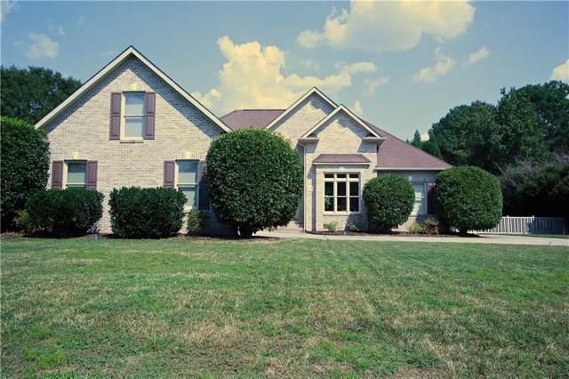 205 Selsea Drive, Easley, SC 29642 (MLS #20221129) :: Les Walden Real Estate