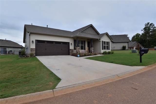 709 Rockstone Drive, Seneca, SC 29678 (MLS #20221148) :: Les Walden Real Estate