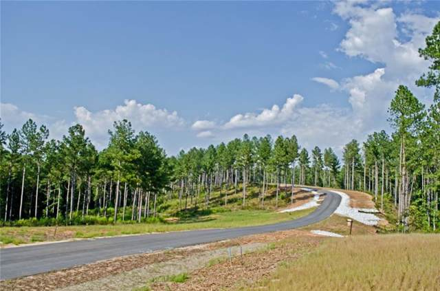 Lot 51 Cove Harbor Drive, Six Mile, SC 29682 (#20221321) :: Connie Rice and Partners