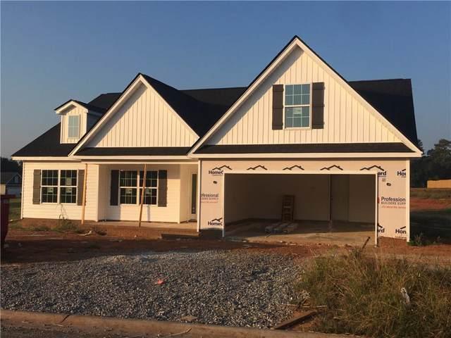 1036 Stoneham Circle, Anderson, SC 29626 (MLS #20221534) :: Les Walden Real Estate
