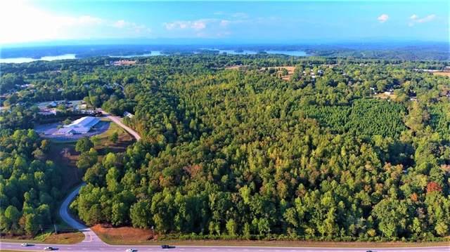 00 Hwy 123 & Watson Drive, Seneca, SC 29678 (MLS #20221548) :: Tri-County Properties at KW Lake Region