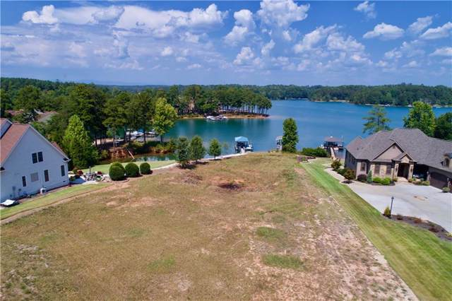 Lot 3 Oak Stone Drive, West Union, SC 29696 (MLS #20221552) :: Tri-County Properties at KW Lake Region