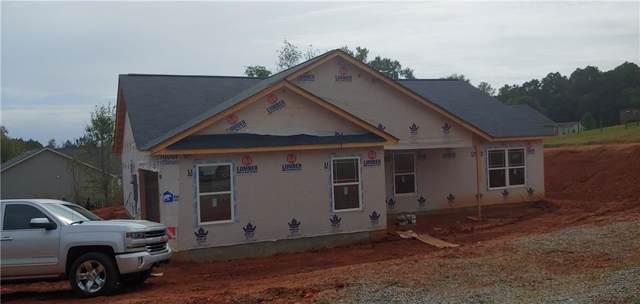 104 Stanmoore Drive, Anderson, SC 29621 (MLS #20221667) :: Tri-County Properties at KW Lake Region