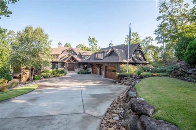 665 Crystal Cove Trail, Salem, SC 29676 (MLS #20221720) :: Les Walden Real Estate