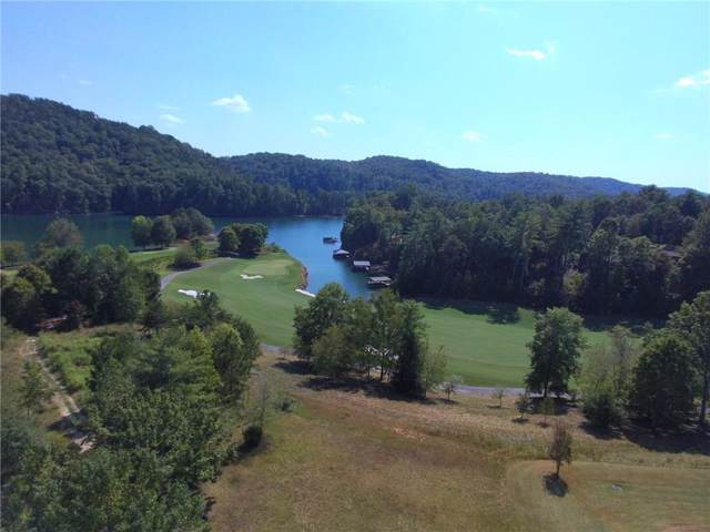 242 Long Cove Court, Sunset, SC 29685 (MLS #20221738) :: Tri-County Properties at KW Lake Region