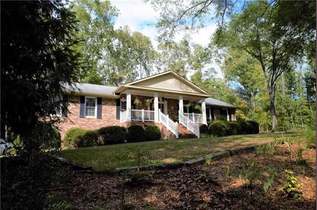 4927 Bayshore Drive, Seneca, SC 29672 (MLS #20221907) :: Les Walden Real Estate