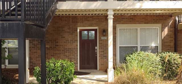 833 Old Greenville Highway, Clemson, SC 29631 (MLS #20221923) :: The Powell Group