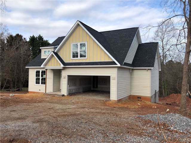 4202 Ridge Road, Anderson, SC 29625 (MLS #20221969) :: Tri-County Properties at KW Lake Region