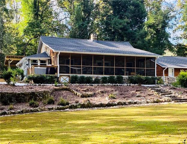 207 Hagood Road, Cleveland, SC 29635 (MLS #20222085) :: Tri-County Properties at KW Lake Region