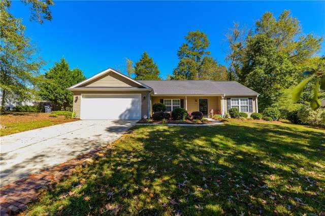 119 James Road, Easley, SC 29642 (MLS #20222208) :: The Powell Group