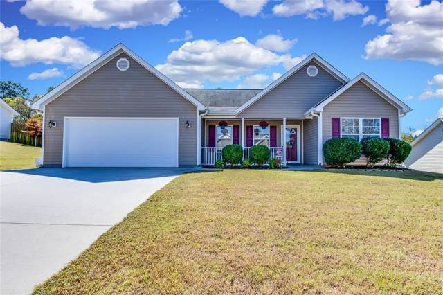 127 Mediterranean Avenue, Anderson, SC 29621 (MLS #20222283) :: The Powell Group