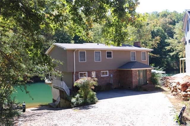 1200 Loran Pointe Circle, Seneca, SC 29672 (MLS #20222481) :: Tri-County Properties at KW Lake Region