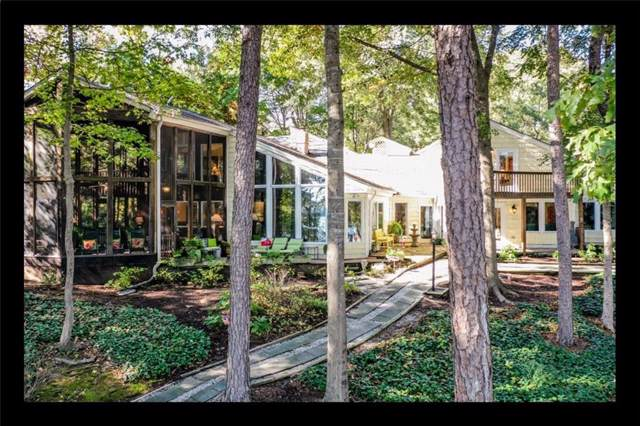 503 Carnes Point Road, Fair Play, SC 29643 (MLS #20222624) :: Tri-County Properties at KW Lake Region