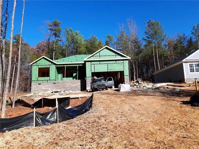520 Edens Road, Pickens, SC 29671 (MLS #20222837) :: Les Walden Real Estate