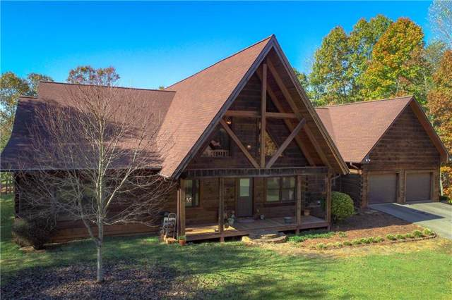 105 Camp Creek Road, Central, SC 29630 (MLS #20222852) :: The Powell Group