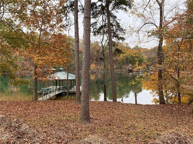 130 Bright Water Trail, Six Mile, SC 29682 (MLS #20222900) :: The Powell Group