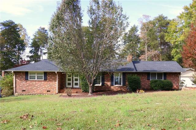 1111 Liberty Row, Anderson, SC 29626 (MLS #20222921) :: Tri-County Properties at KW Lake Region
