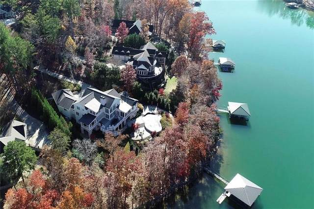 144 N Waterside Drive, Seneca, SC 29672 (MLS #20222945) :: Tri-County Properties at KW Lake Region