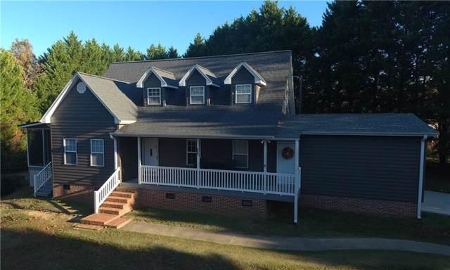 428 Gibson Road, Easley, SC 29640 (MLS #20222960) :: Les Walden Real Estate