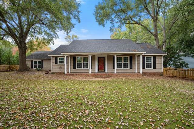 4953 Bridle Path Lane, Greenville, SC 29615 (MLS #20223037) :: The Powell Group