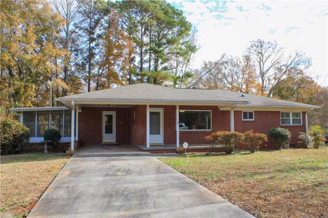 602 Overbrook Drive, Seneca, SC 29678 (#20223043) :: Connie Rice and Partners