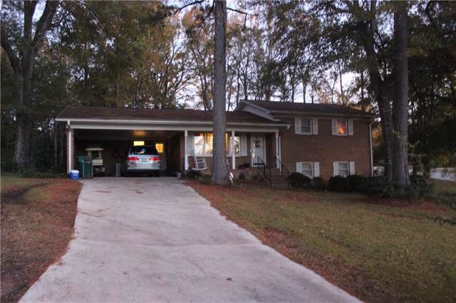 102 Sylvan Road, Greenwood, SC 29649 (MLS #20223291) :: Tri-County Properties at KW Lake Region