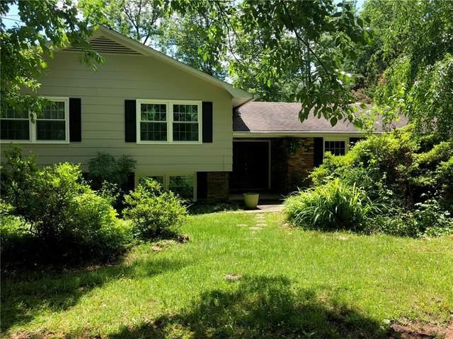 3610 Andover Way, Seneca, SC 29672 (MLS #20223338) :: Les Walden Real Estate