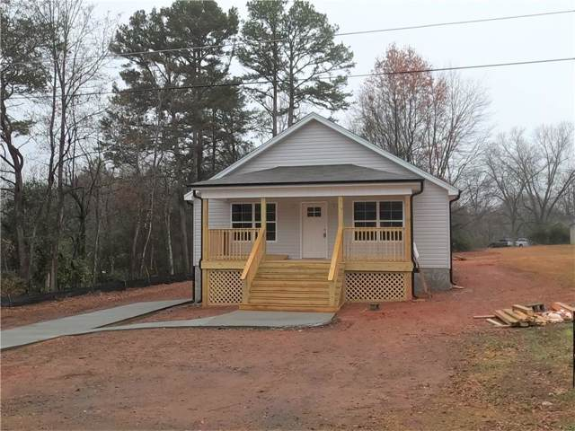 109 Summit Drive, Easley, SC 29640 (MLS #20223400) :: Les Walden Real Estate