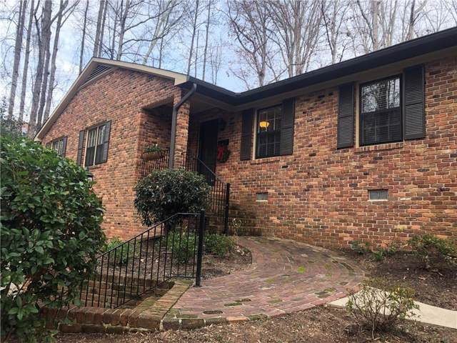 326 Woodland Way, Clemson, SC 29631 (MLS #20223503) :: The Powell Group
