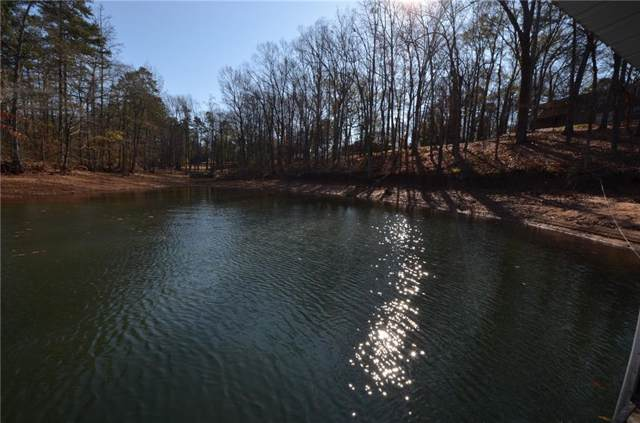 lot 7 Surfside Drive, Anderson, SC 29625 (MLS #20223561) :: Tri-County Properties at KW Lake Region