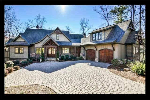 206 Feather Bells Lane, Sunset, SC 29685 (MLS #20223749) :: The Powell Group