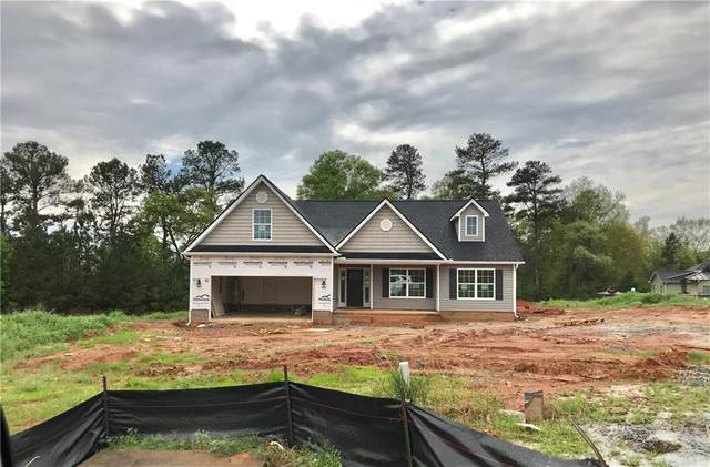 1055 Stoneham Circle, Anderson, SC 29626 (MLS #20223768) :: The Powell Group