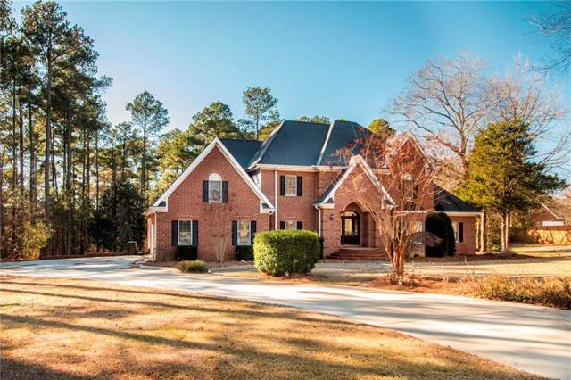 376 Melody Lane, Hartwell, GA 30643 (MLS #20224147) :: Tri-County Properties at KW Lake Region