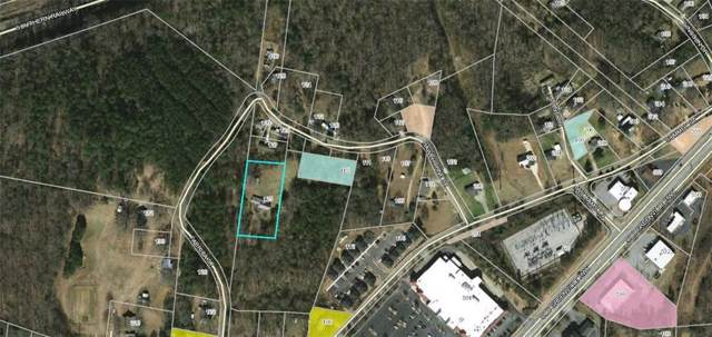 125 Fabrica Street, Clemson, SC 29631 (MLS #20224262) :: Tri-County Properties at KW Lake Region