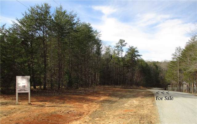00 Mt Nebo Church Road, Honea Path, SC 29654 (MLS #20224266) :: The Powell Group