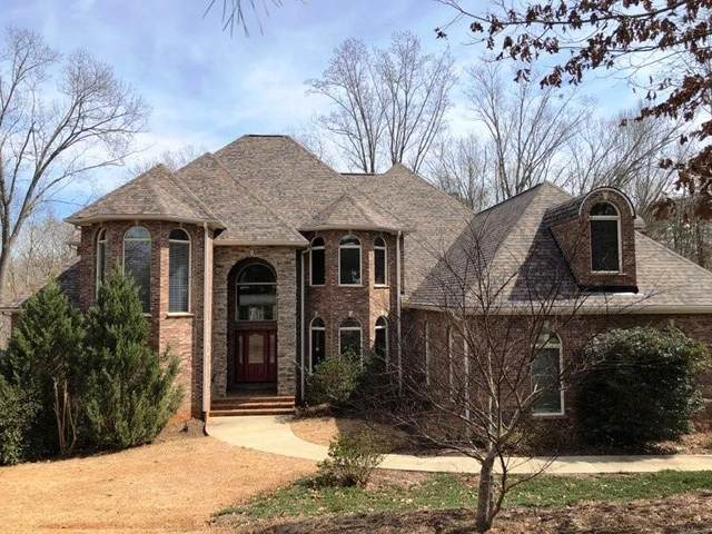 911 Snug Harbor, Anderson, SC 29625 (MLS #20224320) :: Tri-County Properties at KW Lake Region