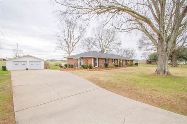 233 Gray Drive, Williamston, SC 29697 (MLS #20224391) :: The Powell Group