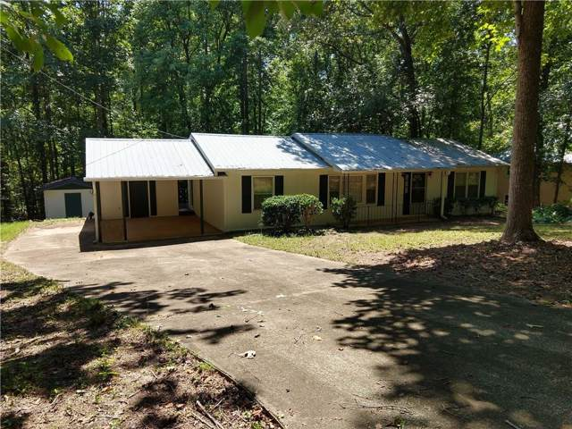 91 Park Street, Lavonia, GA 30553 (MLS #20224473) :: The Powell Group