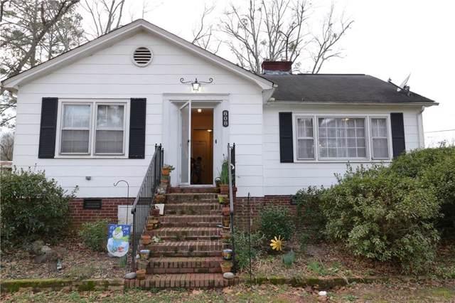 808 Tripp Street, Williamston, SC 29697 (MLS #20224505) :: The Powell Group